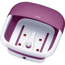 Beurer FB30 FootSpa  Space Saving Foot Bath With folding Function Pedicure Stone