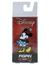 Figpin Mini Disney Classic Minnie Mouse Enamel Pin #M58 Brand New