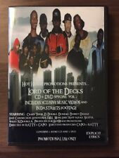 Hot Headz Promotions Presents... Lord Of The Decks Vol.2 CD & DVD Special