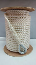 "ANCHOR LINE - 3 STRAND NYLON     5/8"" X  200FT"