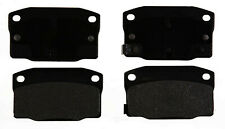 Disc Brake Pad Set-Semi Metallic Disc Brake Pad ACDELCO PRO DURASTOP