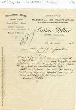 Dépt 41 - Gièvres - Tuiles Briques Poteries Matériaux de Construction 30/05/1908