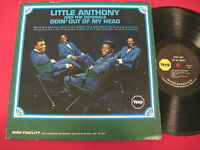 SOUL LP  LITTLE ANTHONY & THE IMPERIALS - GOIN' OUT OF MY HEAD (MONO) VEEP 13511