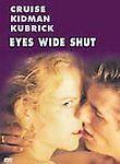 Eyes Wide Shut (Dvd, 2000) Nicole Kidman Cruise Stanley Kubrick Film Movie