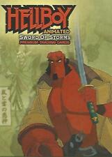 Hellboy Animation Collectable Trading Cards