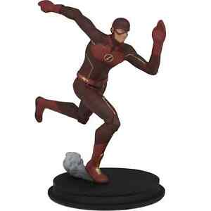 DC Icon Heroes Animated Flash Collectible Statue Limited Edition 234/1000 NEW