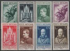 "VATICAN STAMP TIMBRE 72 / 79 "" EXPO PRESSE CATHOLIQUE ROME "" NEUFS xx TTB  N251"