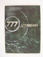 Underoath: 777 DVD