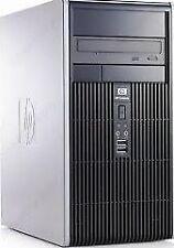 PC COMPUTER FISSO USATO GARANTITO HP 5750 TOWER AMD ATHLON X2 5600+ 2.70 4GB 160