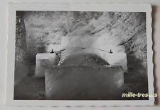 PHOTOGRAPHIE CHAMONIX Le MONTENVERS (MER de GLACE) - La chambre à coucher - 7