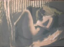 Jean Pierre Cassigneul : Lithographie Originale Épreuve d'essai.