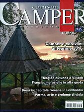 Caravan & Camper Granturismo* Rivista N°468 / SET/2015 - MAG Editori