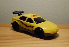 1994 Hotwheels 2 door Sports Car Taxi
