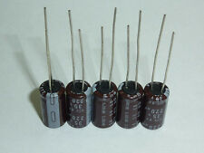 100Pcs Nippon Low impedance Capacitor 35v220uF 35V KY 8x15mm 105℃