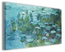 Quadro moderno Claude Monet vol XIX stampa su tela canvas pittori famosi