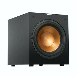 Klipsch R-12SW Reference Powered Subwoofer 400 WATTS Retail $449 (Ships Free)