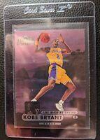 1997 98 METAL UNIVERSE #86 KOBE BRYANT 2ND YEAR CARD LOS ANGELES LAKERS NM-MT+