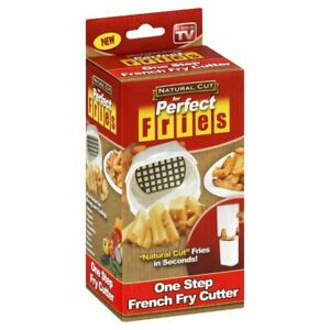 Perfect Fries One Step French Fry Cutter as seen on TV