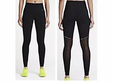 NIKE SCULPT COOL TRAINING TIGHTS Womens SZ XS 642520-010 yoga Running Free Ship