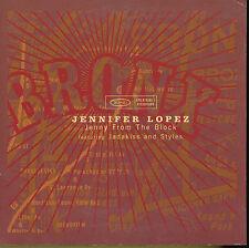 JENNIFER LOPEZ CD SINGLE SACEM JENNY FROM THE BLOCK (2)