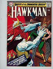 Hawkman #13 (Apr-May 1966, DC)VF7.5-! Silver age DC beauty!