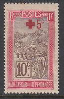 Madagaskar - Post 1902 Yvert 121 MNH Kreuz Rot