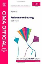 Cima Official Exam Practice Kit Performance Strategy, Fifth Edition By Stephen