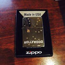 Zippo Lighter Hollywood High Polished 2007 Design