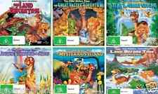 The Land Before Time COMPLETE COLLECTION 1 2 3 4 5 6 : NEW DVD