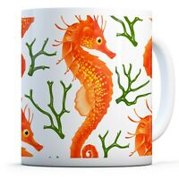 Beautiful Seahorse  - Drinks Mug Cup Kitchen Birthday Office Fun Gift #15801