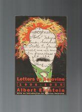 Letters to Solovine, 1906-1955 by Albert Einstein, PB