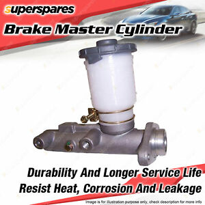 1x Brake Master Cylinder for Daihatsu Scat F20 F25 F50 F55 F60 F65 2 Door Diesel