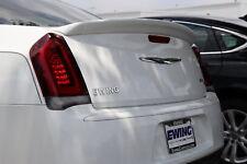 """2011 and Up Unpainted Chrysler 300 """"SRT8 Style"""" Flushmount Spoiler"""