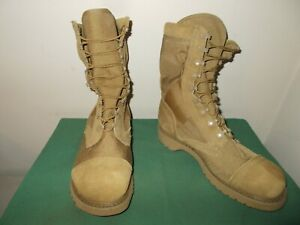 Mens 11 EE Corcoran 10 Inch Marauder Military Jump Boot Coyote USA CV27146 NEW