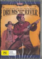 DRUMS ACROSS THE RIVER - AUDIE MURPHY - DVD  FREE LOCAL POST