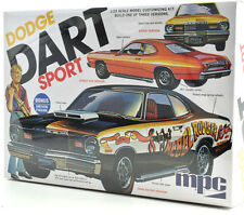 MPC 1975 Dodge Dart Sport W/ Driver Figure 1/25 Plastic Model Car Kit 798