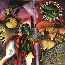A TRIBE CALLED QUEST - Beats, Rhymes And Life 1996 2xLP OG US 1st PRESS Vinyl