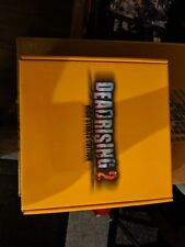 Dead Rising 2 High Stakes Poker Chips & Case XBOX360 Limited collector NEW SEALD