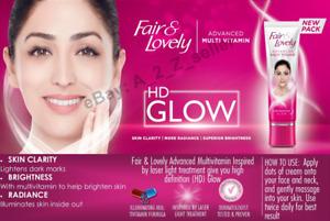 🇬🇧 2 X 50g Women Natural face glow cream Fairness skin brightening white fair