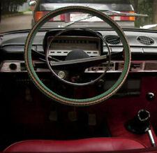 Universal Abdeckung  Lenkrad geflochten UdSSR. Steering wheel cover braid USSR.