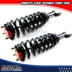 New Front Pair Shocks /& Struts Assemblies For 2006 2007 2008 Dodge Ram 1500