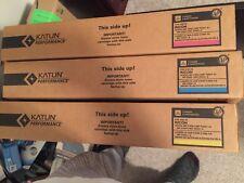 New Ricoh/Lanier/Savin Toner LOT C4501 C5501 C655 C9145 C9155 & 2 Boxes Staples