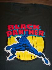 Marvel Comics BLACK PANTHER T-Shirt 2XL XXL NEW