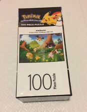 POKEMON Pikachu & Friends Puzzle 100 pieces By Cardinal 11 in x 15 in