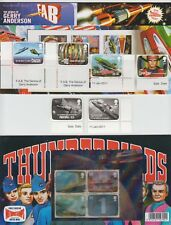 GB 2011 GERRY ANDERSON THUNDER BIRDS PRESENTATION PACK No 450 SG 3136-3141 MNH