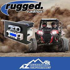 Rugged Radios RZR XP Turbo S Radio & Intercom Mount RM-60, RM-100, or RM-45