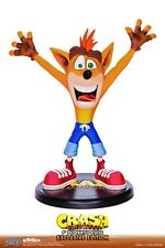 Crash Badicoot First4Figure F4F PVC Figure 23cm