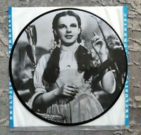 Judy Garland - Over the Rainbow - Vinyl LP Picture Disc - 1986 AR 30064