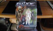 Hasbro GI Joe The Rise Of The Cobra Figure Storm Shadow Ninja Mercenary
