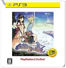 PS3 Shallie no Atelier: Koukon no Umi no Renkinjutsu Sony JAP RPG Games Koei